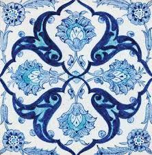 Ottoman Tiles Turkey Kutahya 1900 Christie S Proyek Untuk Dicoba Pinterest