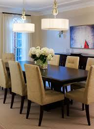 Wonderful Transitional Dining Room Chandeliers With Dual Lighting - Transitional dining room