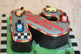 car cake no 2 race car cake