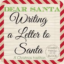 awkward family photos thanksgiving letter dear santa writing a letter to santa coolest family on the block