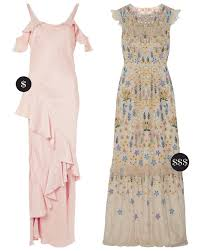 shop summer wedding guest dresses instyle com