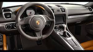 Porsche Cayman Interior 2014 Porsche Cayman Exterior And Interior Design Youtube