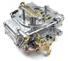 techtips holley carburetor operating principles