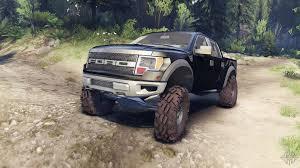 Ford Raptor Fire Truck - ford raptor svt v1 2 factory tuxedo black for spin tires