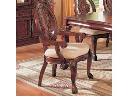 dining room arm chair coaster dining room arm chair 101033 royal furniture and design