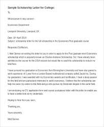 cover letter for scholarship t cover letter t format cover