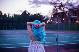 festival hair with energy energy hair hairdressers exeter devon