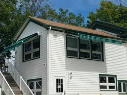 Roof Mounted Retractable Awning Three Rivers Mi U2013 Awning Installations Sun And Shade Awnings