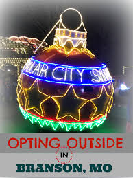 parade of lights branson mo opting outside in branson mo roam with friends