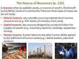 unit 4 u2013 primary resource activities ppt video online download