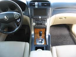 Acura Tsx 2006 Interior Tan Interior With Oem Black Floor Mats Acurazine Acura