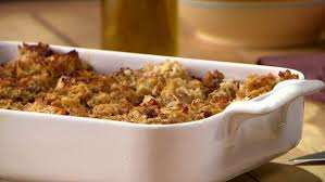 ina garten mac and cheese sausage apple and walnut stuffing recipe anne burrell food