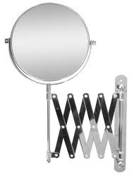 Bathroom Magnifying Mirror by Best 10 Extendable Bathroom Wall Mirrors Ideas On Pinterest