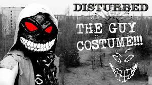 disturbed the guy costume worn darkless4x youtube