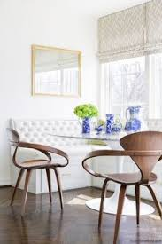 25 Space Savvy Banquettes With 21 Banquette Designs You U0027ll Lust After Bronze Pendant
