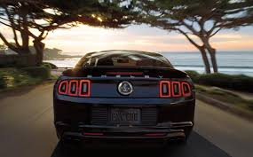 2014 mustang rear 2014 ford mustang shelby rear best cars