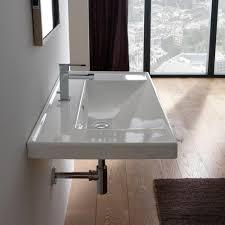Menards Bathroom Sink Drain by Ml Sink Zuri Furniture