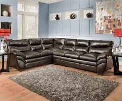 Simmons Sectional Sofas Simmons Upholstery Soho 951503e 176 Sectional Sofa With Split