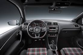 volkswagen polo interior 2010 volkswagen polo gti gets styling update more power autotribute