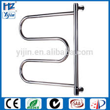 Buy Bathroom Heater by Bathroom Heater Wall Mounted Electric Heated Towel Rail Warmer 904