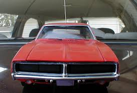 amt 1 25 general lee dodge charger by wyll jones