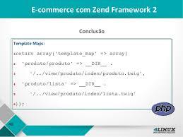 zf2 twig layout e commerce com zend framework 2