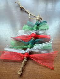 this and that creations twig ribbon trees handmade ribbon trees