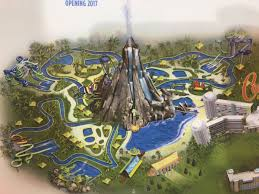 Universal Map Universal Plan On Volcano Bay Opening By June 1 Orlando Sentinel