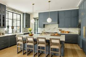 most popular blue paint color for kitchen cabinets new this week 6 blue paints for stylish kitchen cabinets