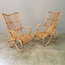 interior cane and rattan furniture french cane dining chairs