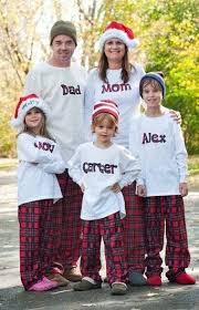 best 25 matching christmas pajamas ideas on pinterest family