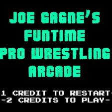 joe gagne u0027s funtime pro wrestling arcade youtube