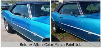 getting a perfect color match td customs paint u0026 body