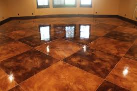Concrete Staining Pictures by Interior Concrete Staining Oklahoma City Ok Gallery Owens