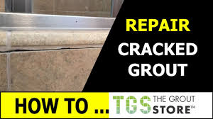 fix and repair cracked grout with ceramic tile pro super grout
