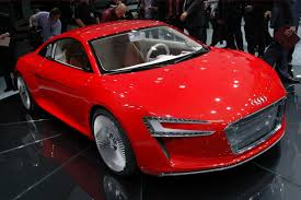 maserati tron audi r8 e tron officially unveiled and displayed at frankfurt