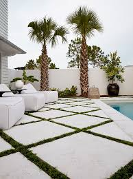 Large Pavers For Patio Diagonal Bond Pavers Fort Myers Naples Fl Paver Company