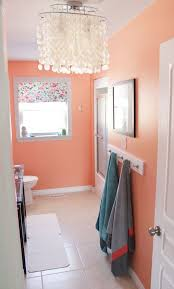 Color Ideas For Bathroom Walls Best 25 Coral Bathroom Ideas On Pinterest Coral Bathroom Decor