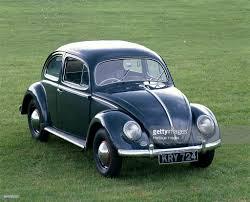 porsche volkswagen beetle a 1953 volkswagen export type 1 beetle pictures getty images