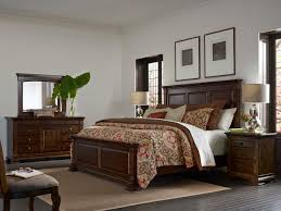 Kincaid Bedroom Furniture King Monteri Solid Wood Panel Bed By Kincaid Furniture Wolf And