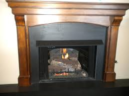propane gas fireplace insert vent free inserts near me direct