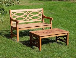 Eucalyptus Bench - amazon com achla designs hennell bench outdoor benches