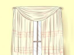 Scarf Curtains Best 25 Scarf Valance Ideas On Curtain Scarf Ideas