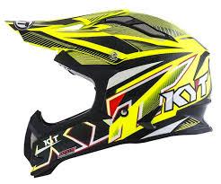 motocross helmets online kyt strike stripe eagle motocross helmet yellow motorcycle helmets