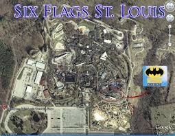 6 Flags St Louis Jordand Gknu Com Six Flags St Louis