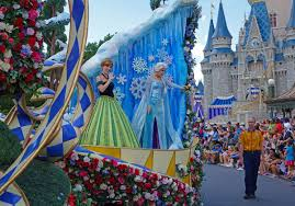 tips for meeting elsa and at disney world