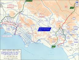 Map Of Sicily And Italy by Map Map Of The Allied Breakout From The Anzio Italy Beachhead