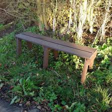 recycled plastic ergo seats and benches filcris ltd