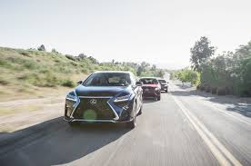 lexus economy cars 2016 lexus rx vs mercedes benz glc vs lincoln mkx comparison