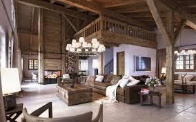 canapé style chalet changez de style et adoptez une décoration intérieure style chalet